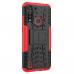 Capa Motorola Moto G8 Power Lite Antichoque Vermelho