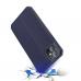 Capinha de Celular iPhone 12 Mini Skin X Series Azul