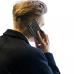 Capa Motorola One Fusion+ de Couro Skin Pro Series Preto
