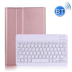 Teclado Bluetooth e Capa Samsung Tab A7 T505 Rosa