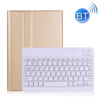 Teclado Bluetooth e Capa Samsung Tab A7 T505 Dourado