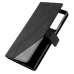 Capa de Couro para Samsung Galaxy Note 20 Ultra Preto