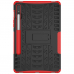 Capa Samsung Tab S7 T875 Antichoque Vermelho