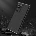 Capa Samsung Note20 Ultra em 3 Partes Preto-Prata