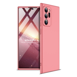 Capa Samsung Note20 Ultra em 3 Partes Rosa