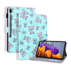 Capa Samsung Tab S7 T875 Gato