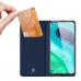 Capa de Celular Motorola Moto G8 Flip Skin Pro Series Azul