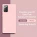 Capa Samsung Note 20 Silicone IMAK Rosa