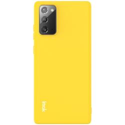 Capa Samsung Note 20 Silicone IMAK Amarelo
