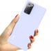 Capa Samsung Note 20 Silicone IMAK Lilás