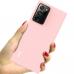 Capinha Samsung Note 20 Ultra Silicone IMAK Rosa