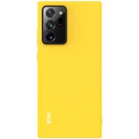 Capinha Samsung Note 20 Ultra Silicone IMAK Amarelo