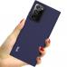 Capinha Samsung Note 20 Ultra Silicone IMAK Azul