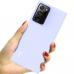 Capinha Samsung Note 20 Ultra Silicone IMAK Lilás