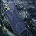 Capa iPhone 12 Pro Max Antichoque X Azul