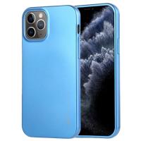 Capa iPhone 12 TPU i-Jelly Azul
