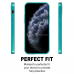 Capa iPhone 12 Pro TPU i-Jelly Prata