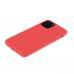 Capa iPhone 12 Pro Max Silicone Vermelho