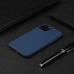 Capa iPhone 12 Pro Max Silicone Azul