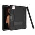 Capa iPad Air 10.9 Contraste de Cor Preto