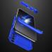 Capa em 3 Partes Realme 7 Azul