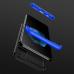Capa Realme 7 Pro em 3 Partes Preto-Azul