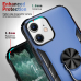 Capa iPhone 12 Mini com Anel de Suporte Preto