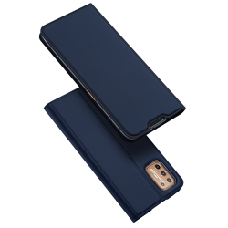Capa Motorola Moto G9 Plus Skin Pro Series Azul