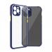 Capa iPhone 12 Pro Botão Colorido Preto
