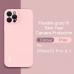 Capa iPhone 12 Pro TPU iMak Rosa