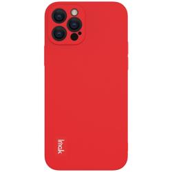 Capa iPhone 12 Pro TPU iMak Vermelho