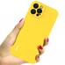 Capa iPhone 12 Pro TPU iMak Amarelo