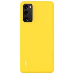 Capa Samsung S20 FE TPU Amarelo