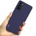 Capa Samsung S20 FE TPU Azul