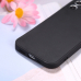 Capinha iPhone 12 Silicone Preto