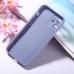 Capinha iPhone 12 Silicone Roxo
