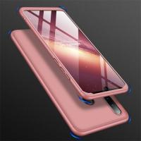 Capa Huawei P30 Lite Cobertura Completa das Bordas Rosê