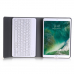 Capa Teclado Bluetooth iPad 10.2 Rosa