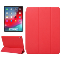 Capa Ipad Pro 11 Smart Liga/Desliga Couro - Vermelho