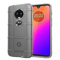 Capa Motorola Moto G7 Plus Shield Series Cinza