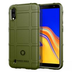 Capa Samsung Galaxy A10 TPU Antichoque Verde