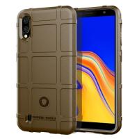 Capa Samsung Galaxy A10 TPU Antichoque Marrom