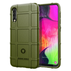 Capa Samsung Galaxy A70 Shield Series Verde