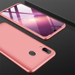 Capa Galaxy M20 Cobertura Completa das Bordas Rosê