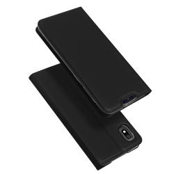 Capa Samsung A10 Skin Pro Series Flip Preto