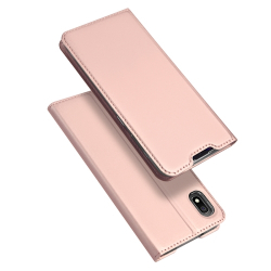 Capa Samsung A10 Skin Pro Series Flip Rosê