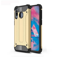 Capa Armor Series Samsung Galaxy M30 Dourado