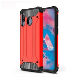 Capa Armor Series Samsung Galaxy M30 Vermelho
