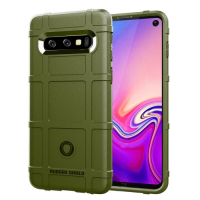 Capa Galaxy S10 TPU Shield Series Verde