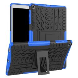 Capa Samsung Galaxy Tab A 10.1 2019 TPU Antichoque Azul